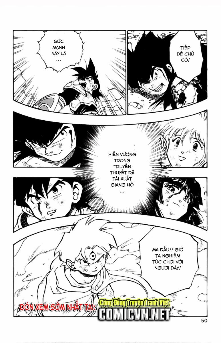 Dragon Quest: Emblem of Roto chapter 30 trang 46