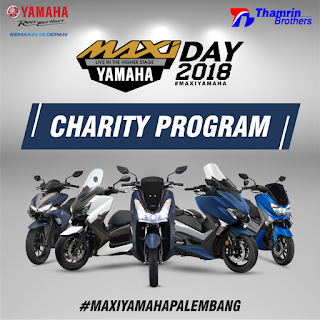 Charity Program yamaha maxi days