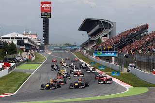 F1 (Formula 1) Spanyol, Grand Prix Catalunya 2016