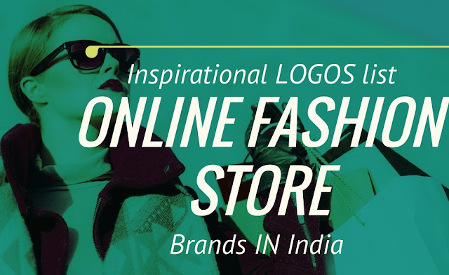 online fashion store logos collection
