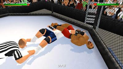 Wrestling Revolution 3D Apk
