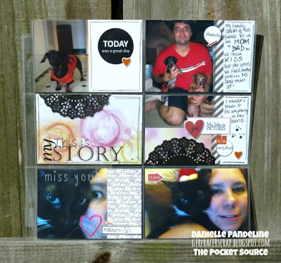 Pocket Page | Studio 29 Designs & The Pocket Source | Created by Danielle Pandeline
