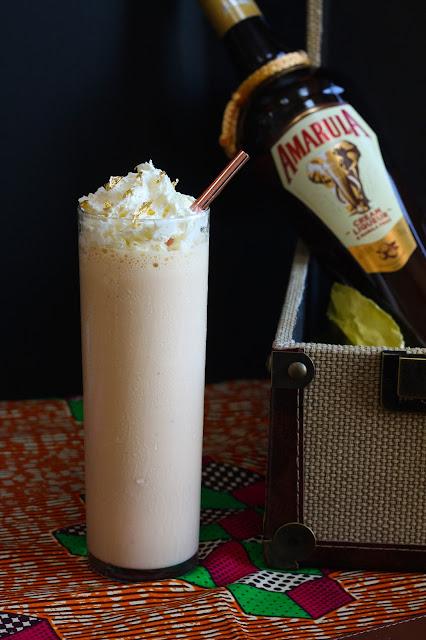 Amarula Milkshake