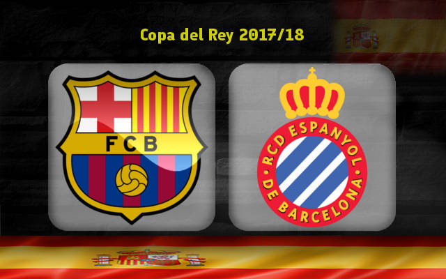 Barcelona vs Espanyol Full Match & Highlights 25 January 2018