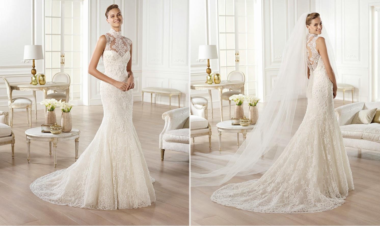 Link Camp: Wedding Dress Collection 2014 (31)