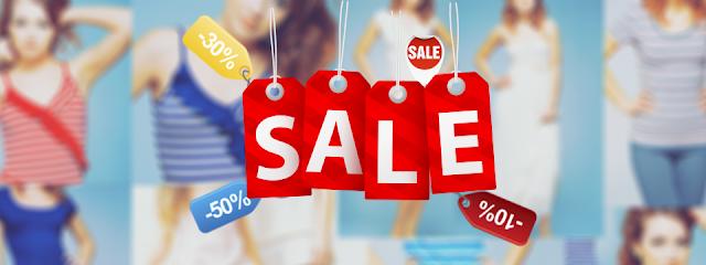 Весенние распродажи - лучшая пора для кардинального шопинга!