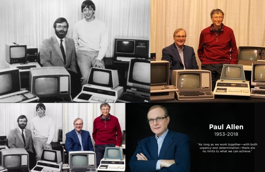 Paul Allen, co-fondatore di Microsoft, è morto di cancro l'amico di Bill Gates