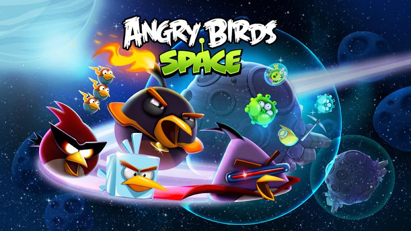 Angry Birds Space HD v 2.2.14 Apk Mod