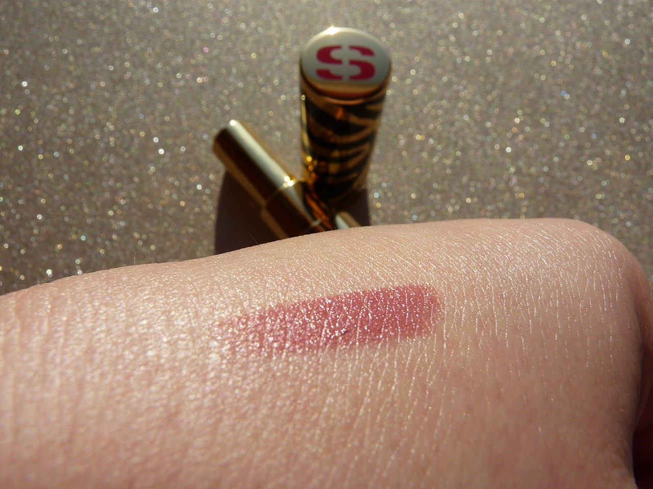 Sisley 20 rose portofino swatches