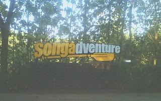 Songa Rafting dan sewa mobil malang