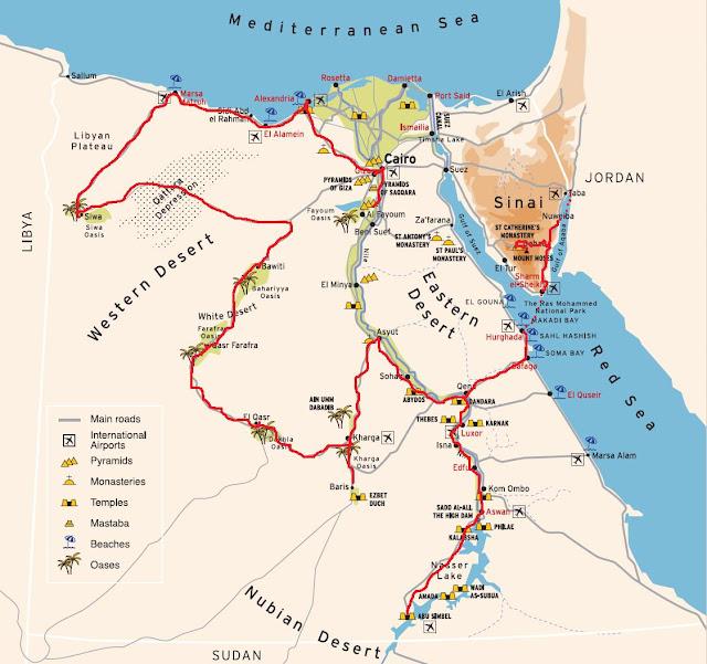 ROTEIRO DE VIAGEM NO MÉDIO ORIENTE | Egipto, Jordânia, Síria, Israel e Palestina