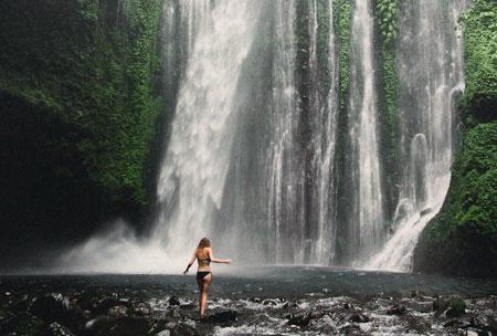 Cáscadas Sendang Gile y Tiu Kelep - Indonesia