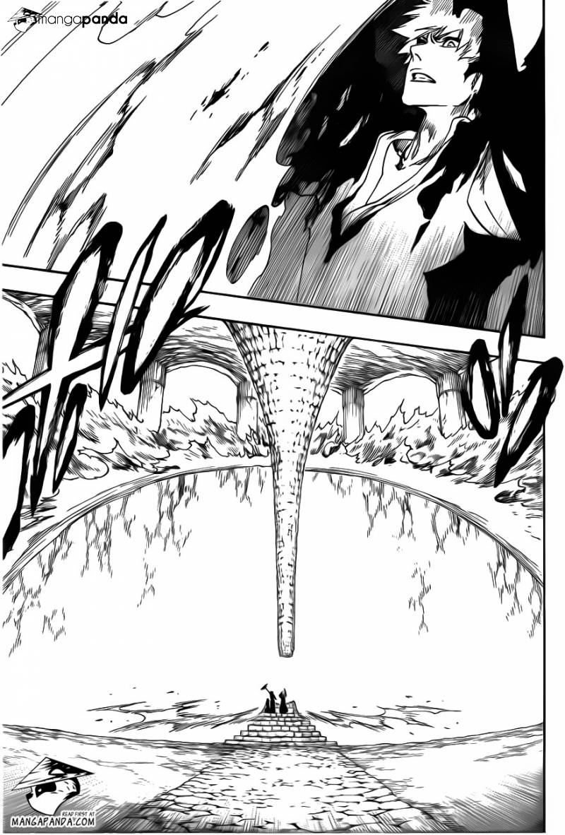Bleach chapter 542 trang 6
