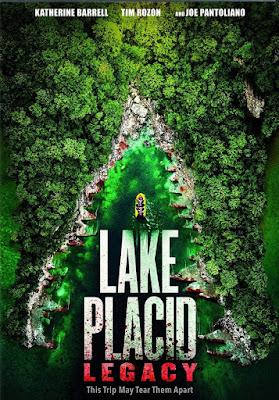 Lake Placid: Legacy [2018] [NTSC/DVDR] Ingles, Español Latino