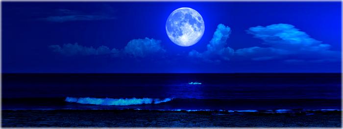 O que é Lua Azul? A Lua fica azul?