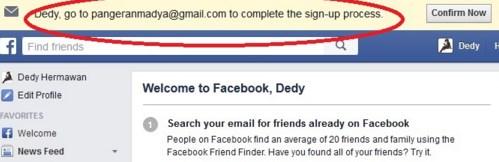 bagaimana cara mendaftar facebook