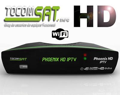 tocomsat phoenix hd iptv - TOCOMSAT PHOENIX IPTV NOVA ATUALIZAÇÃOV2.044- 27/08/2017