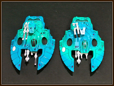 Eldar Mmeara Wave Serpents