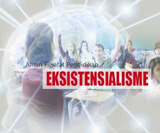 filsafat pendidikan eksistensialisme