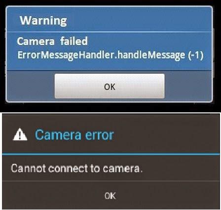 Cara Memperbaiki Kamera Ponsel Android yang Error
