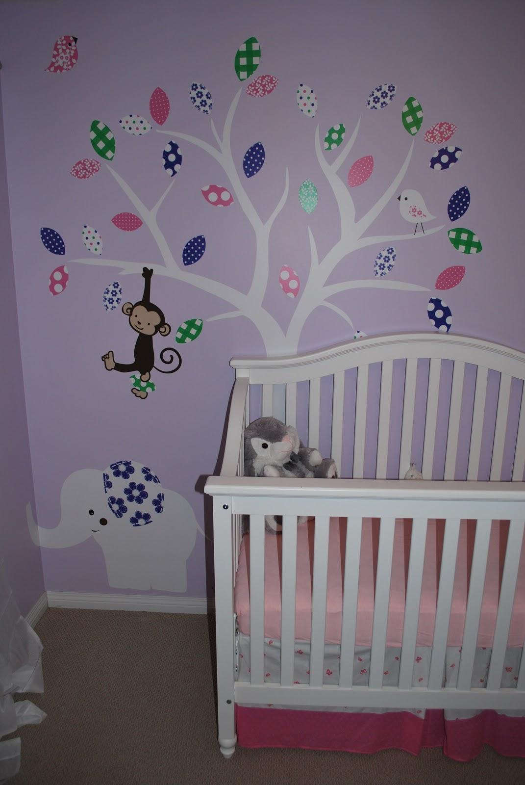 The Good Stuff Baby Girl Nursery On A Budget Under 1000