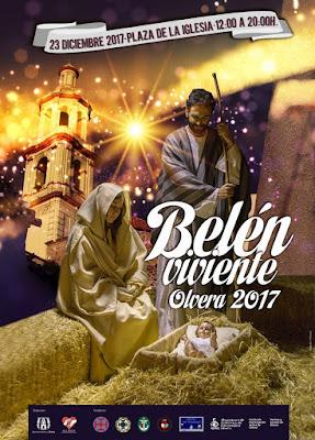 Belén Viviente 2017 - Olvera