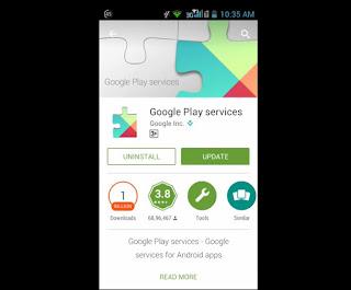 memperbarui-google-play-service