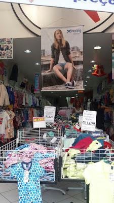 saldos da hering para lojas de preço único