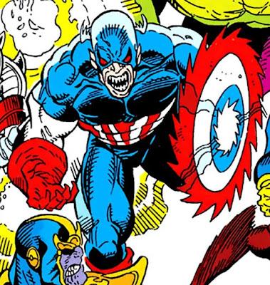 Capitán América Doble