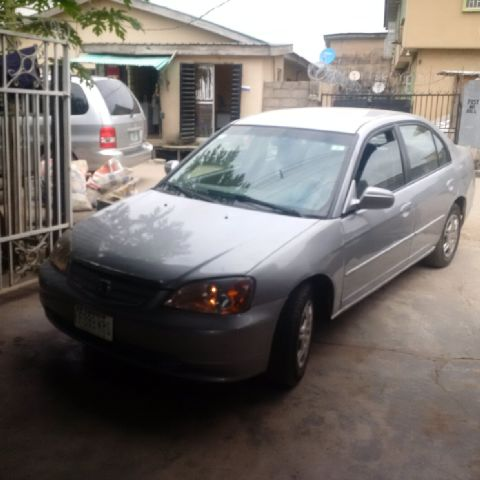 Honda Civic 2006Model for Sale in Lagos