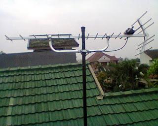 jasa pasang antena tv pondok gede