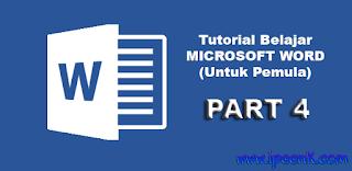 Fungsi Copy, Cut Dan Paste Di Microsoft Word