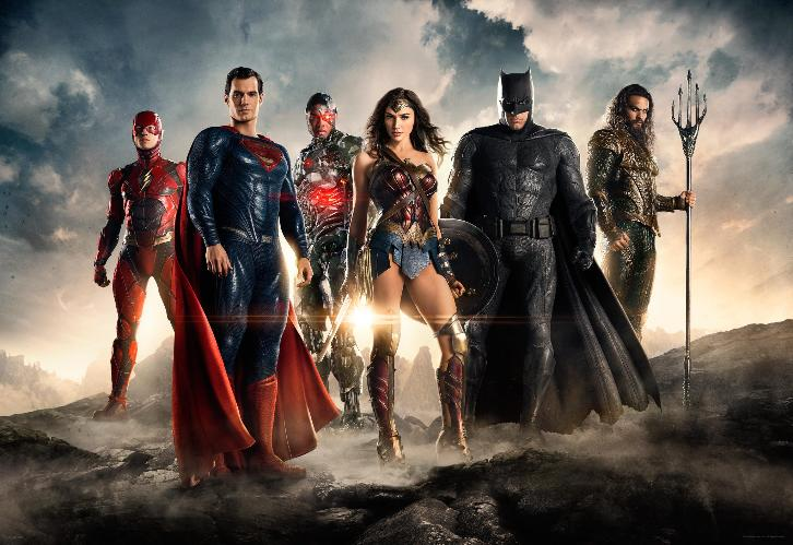 MOVIES: Justice League - News Roundup *Updated 30th August 2016*