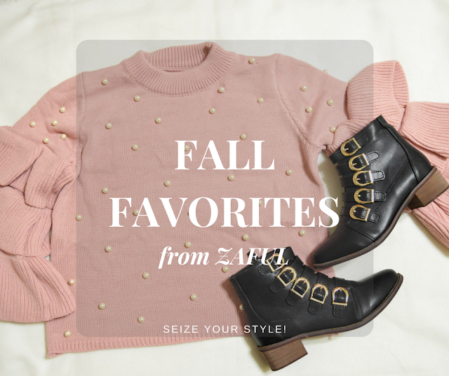 Zaful Fall Favorites Review