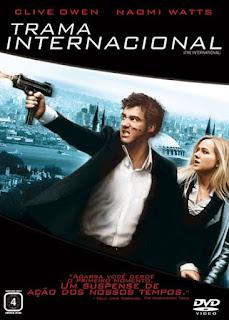 Trama Internacional - DVDRip Dublado