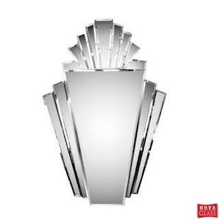 Καθρέπτης Art-Deco Κωδ AD001