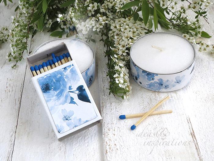 Ideas And Inspirations Upcycling Diy Teelichthülsen Aus