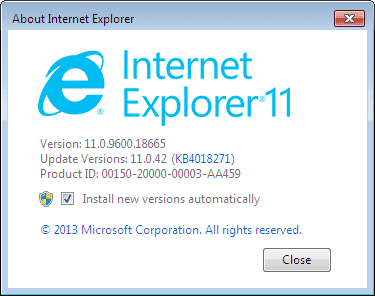 Slipstream Internet Explorer 11 into Windows 7 Ultimate x86 source