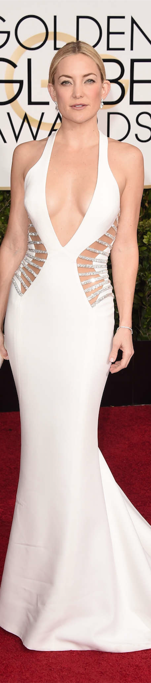 Kate Hudson 2015 Golden Globes