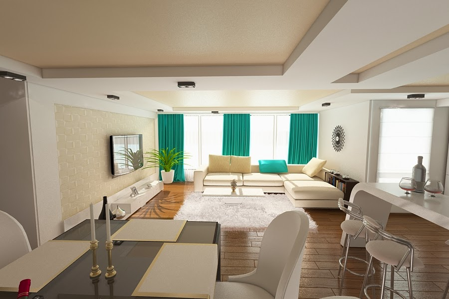 Servicii design interior case vile la cheie Bucuresti - Design Interior / Amenajari Interioare