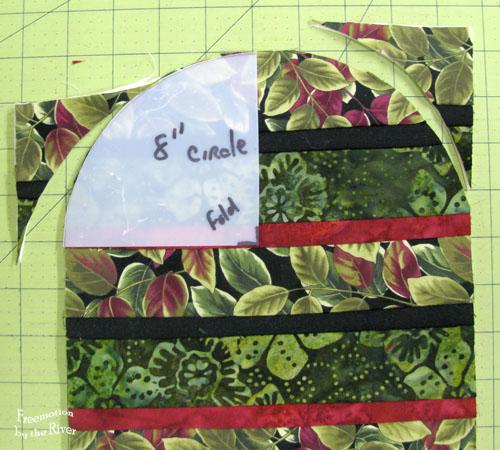 Making curved corners