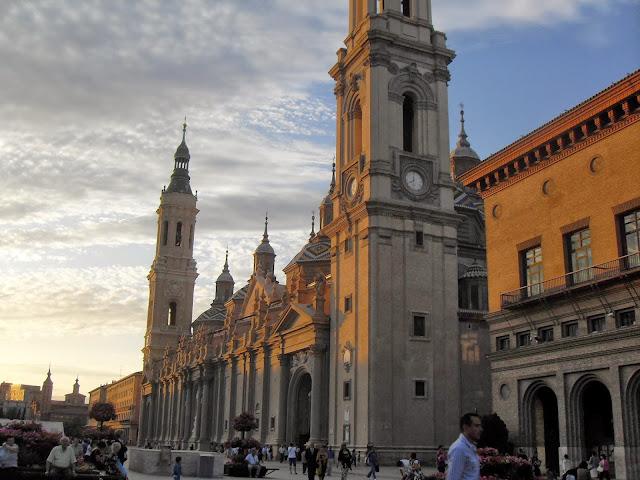 Basílica de la Virgen del Pilar Zaragoza