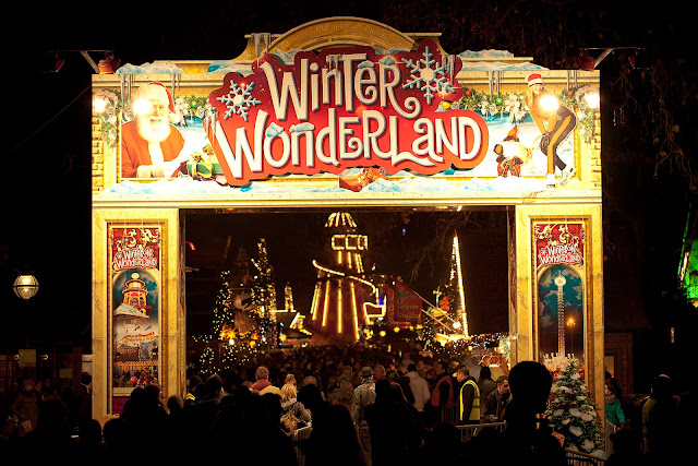 Holiday magic awaits at the Hyde Park Winter Wonderland. Photo: Courtesy of HydeParkWinterWonderland.com.