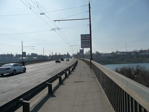 Миколаїв. Інгульський міст