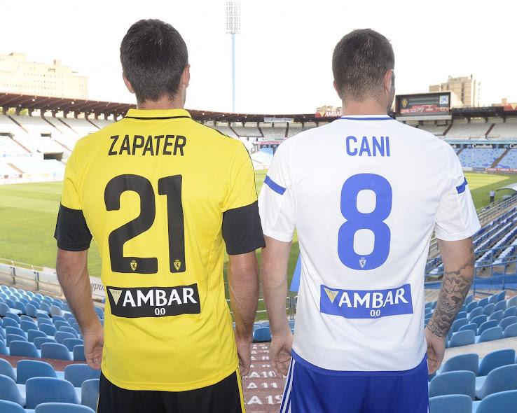 Camisetas Real Zaragoza 16-17