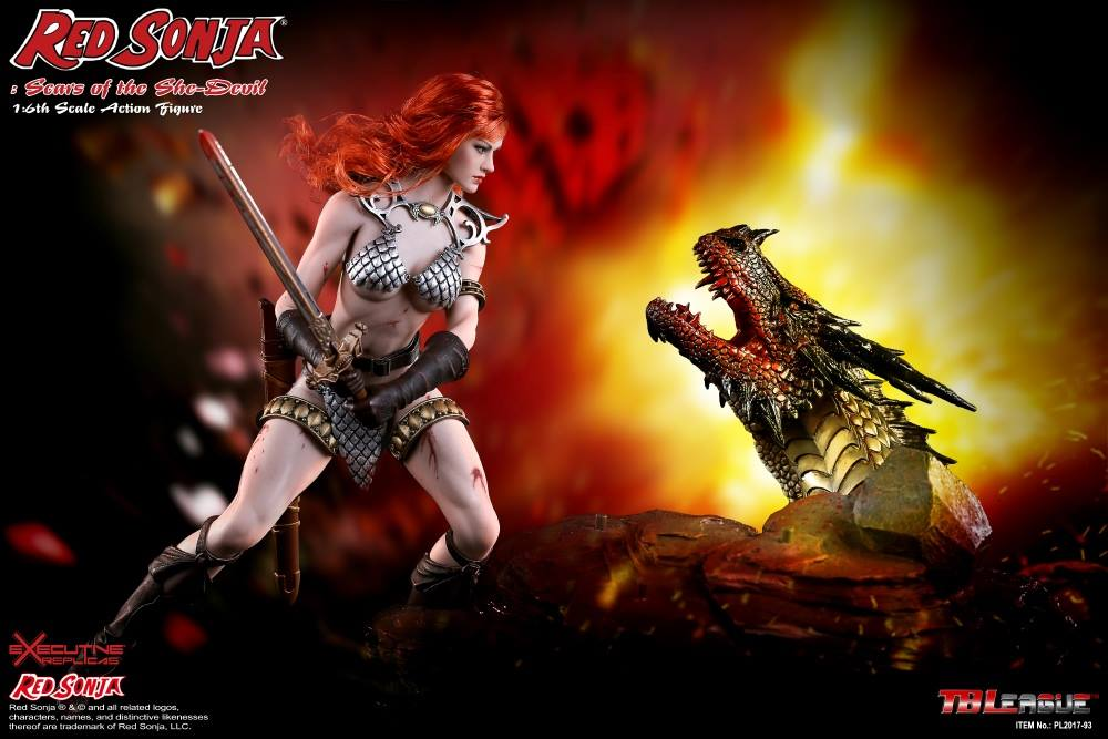 PHICEN - Red Sonja: Scars of the She-Devil  14