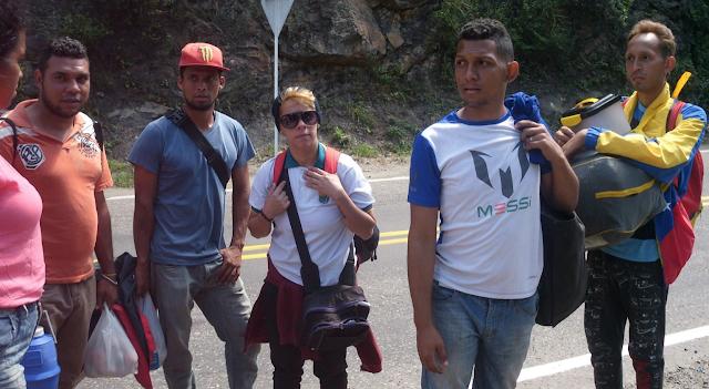Desperate women fleeing Venezuela sell hair, breast milk, sex to get by