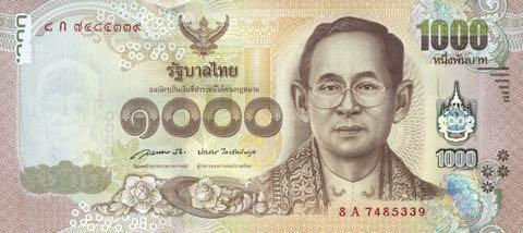 1, 100, 1000 Bạt Thái Lan (THB) bằng bao nhiêu Việt Nam Đồng (VNĐ)