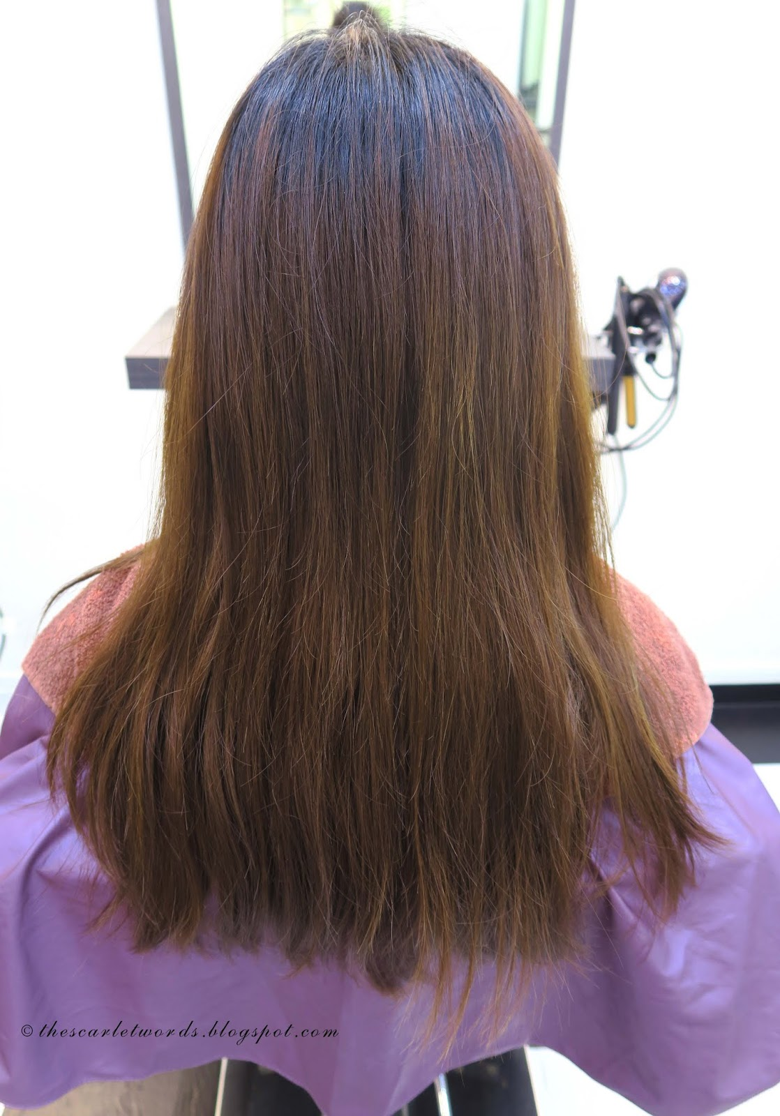 CNY Hair Treatment [Sponsored] - Wanderlust