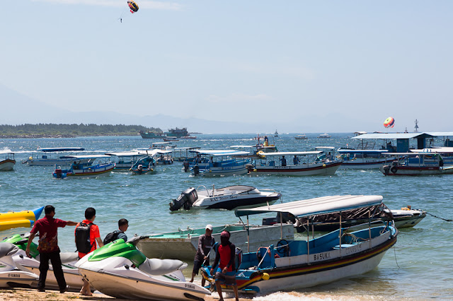 What to do in Bali nusa dua bali water sports indonesia